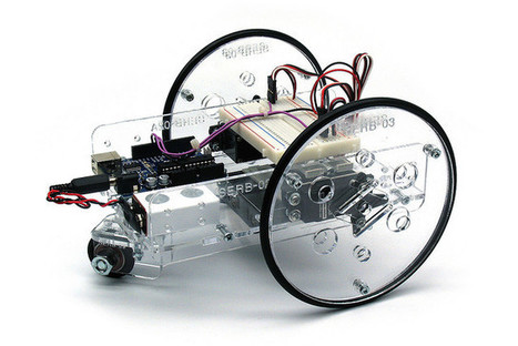 The State of Free Hardware for Robotics | FreeIO | hobby robotics | Scoop.it