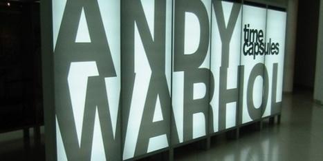 Marché de l'art: Andy Warhol, l'artiste le plus vendu en 2012 | Culture tourisme et com | Scoop.it