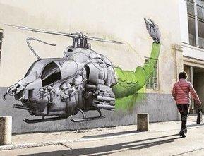 Tweet from @QueGraffiti   World of Street & Outdoor Arts   Scoop.it
