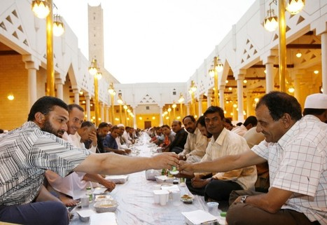 Muslims invite LGBT community to break Ramadan fast | LGBT Times | Scoop.it