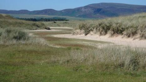 Coul Links course developers 'sensitive' to environment - BBC News | Sustainable Tourism | Scoop.it