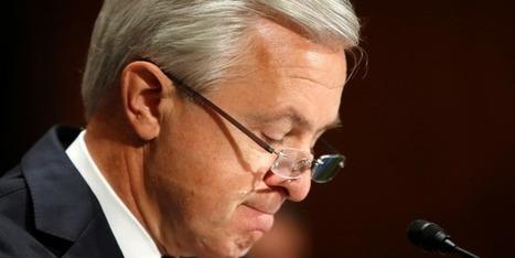 Comptes factices : le PDG de Wells Fargo privé de 41 millions de dollars | Bankster | Scoop.it