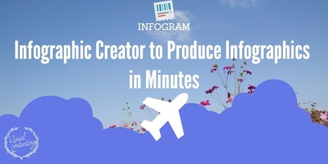 Infogram an Infographic Creator to Produce Infographics in Minutes - Visual Contenting   Marketing Automation   Scoop.it