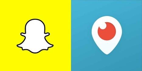 6 Social Media Platforms To Capture Millennial Attention (In Order!) | Media | Scoop.it