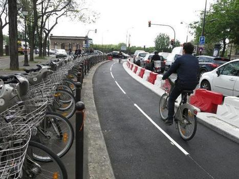 QUESTION DE LA SEMAINE : faut-il plus de pistes cyclables à Paris ? | Revue de web de Mon Cher Vélo | Scoop.it