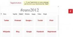 TagsInAction, moteur de recherche de #hashtag   Digital Daily   Scoop.it