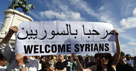 Portugal Suggest that Syrians Come West | Lisbon Lifestyle | Scoop.it