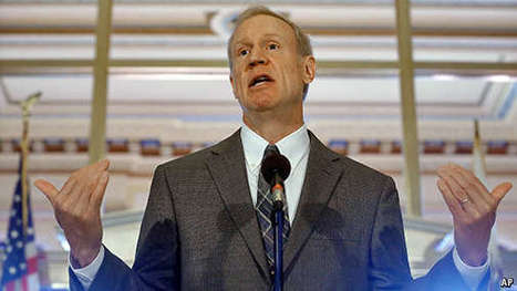 The Illinois budget - The Economist (blog) | Illinois Legislative Affairs | Scoop.it