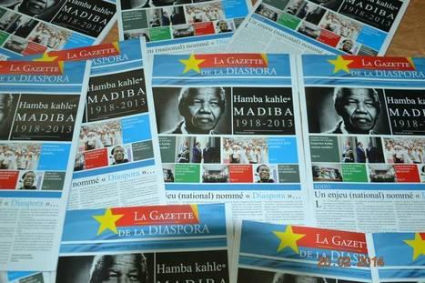 Diaspora - Congo : Un nouveau magazine voit le jour! | CONGOPOSITIF | Scoop.it