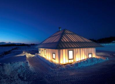 Meme Meadows Experimental House by Kengo Kuma and Associates | Le flux d'Infogreen.lu | Scoop.it