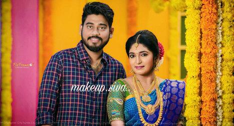 Best Brahmin Bridal Makeup Artist In Chennai B