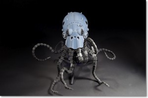 Incredible 3D Printed Octopod Underwater Vehicle   3D printing - Mashup   Scoop.it