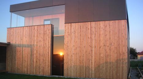 Ressources et informations sur la maison solaire passive | All Dressed | Scoop.it