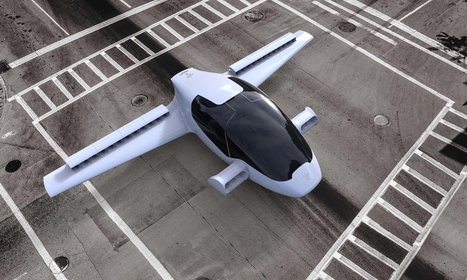 Skype Co-Founder Invests 10 Million in a Flying Car That Can Travel More Than 250 km/h | Amazing Science | Scoop.it