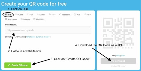 10 Ways to Use QR Codes in the Classroom | HandyTools For EFL Teachers | Scoop.it