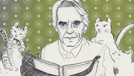 Hear Jeremy Irons Read T.S. Eliot's 'The Naming of Cats' (For a Limited Time) | No. | Scoop.it