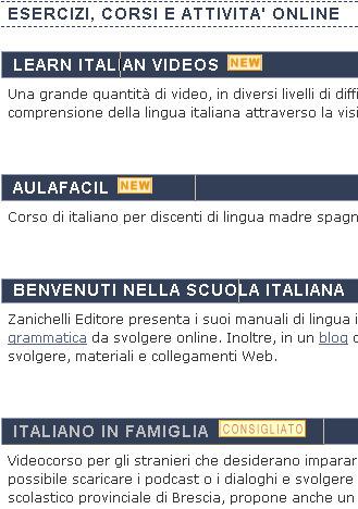 CONJUGATION ITALIAN SCARICARE
