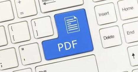 Cómo eliminar la contraseña de un archivo PDF | TIC - Recull de consells i recursos | Scoop.it