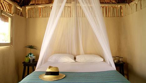 Décoration ethnique et naturelle pour ce pop-up hotel au Mexique ! | DecoCrush blog déco, idées déco | décoration & déco | Scoop.it