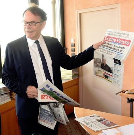 La liberté de la presse broie du noir au musée Soulages | DocPresseESJ | Scoop.it
