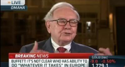 "Video: Warren Buffet says Eurozone has ""fundamental flaw"" | CNBC | Eurozone | Scoop.it"