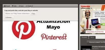 Cómo embeber contenidos de redes sociales | Nuria García Castro | El Content Curator Semanal | Scoop.it