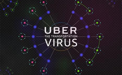 Le «virus» Uber passé au crible | Fresh from Edge Communication | Scoop.it
