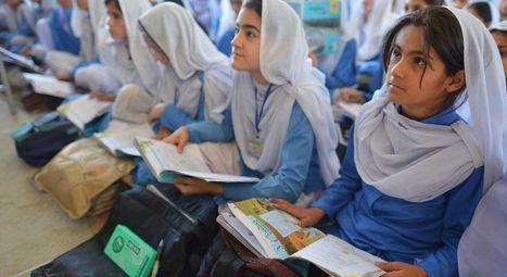 Devant l'ONU, Malala poursuit son combat pour le droit des filles à l'école | The Blog's Revue by OlivierSC | Scoop.it