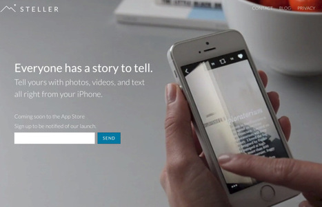 Check out this cool mobile story-telling app from a team of cloud superstars | Divers infos | Scoop.it