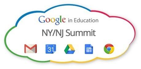 Google Summit in NY/NJ | GoogleDocs in Education | Scoop.it