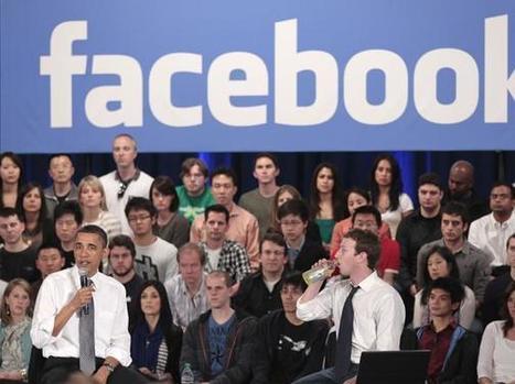 Zuckerberg in politica: le mosse del fondatore di Facebook e il post «Nel 2017 visiterò tutti gli stati Usa» | Social Media War | Scoop.it