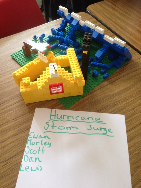 Summarise your learning in LEGO | Mr Tony's Geography Stuff | Scoop.it