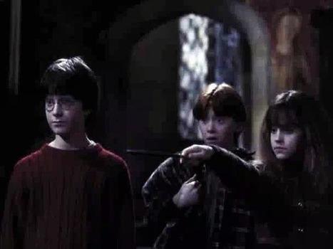 Harry Potter Cameraman : Cameraman u rebecca may thomas