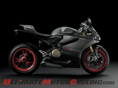 Ducati to Produce 161 'Senna' 1199 Panigale S Models | Formula 1 Deals 2 | Scoop.it