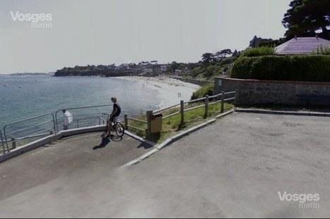France-Monde   En vacances en Bretagne, elle sauve un joggeur de la noyade a08480b0ccf