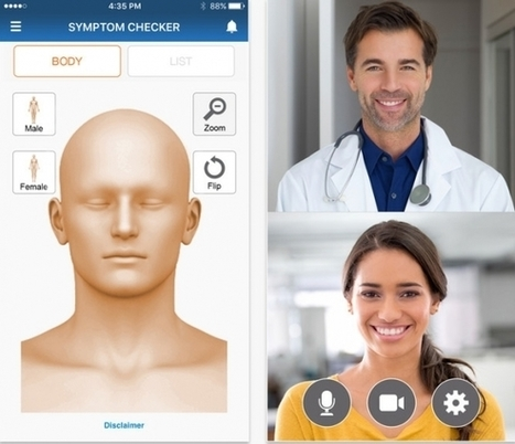 Telemedicine and EHR apps are pulling data from Apple Health - iMedicalApps   Digital Healthcare Trends   Scoop.it