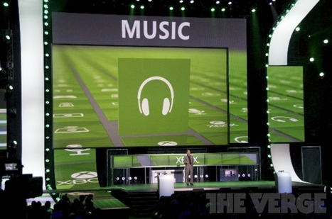 Xbox Music service announced, coming to Xbox, Windows Phone, and Windows 8 | Social Music Gaming | Scoop.it