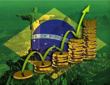 Brasil sufre una nueva rebaja en las previsiones de crecimiento   Top Noticias   Scoop.it