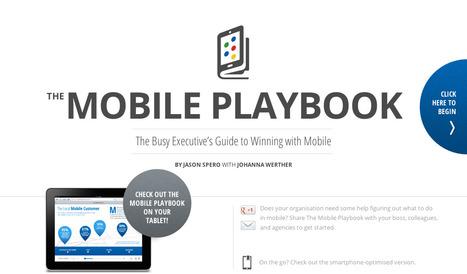 Google's Mobile Playbook   Pharma   Scoop.it