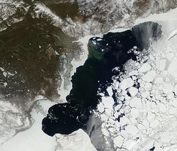Arctic sea ice fell to record low for May | In Deep Water | Scoop.it