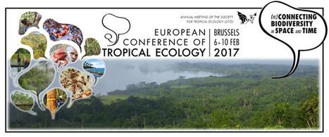 Conférence européenne d'écologie tropicale - Gembloux Agro-Bio Tech | Variétés entomologiques | Scoop.it