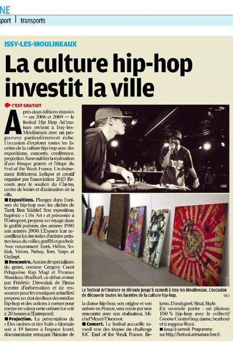 Revue de presse [art] | Les créations de Tarek | Scoop.it
