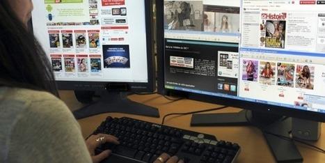 Les recettes du numérique ne relèvent pas la presse écrite en 2013 - La Tribune.fr | L'évolution numérique | Scoop.it