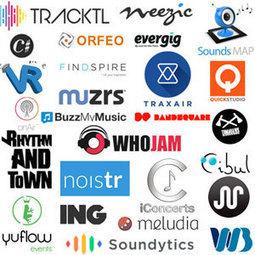 Documentation : Focus : La musique en 2025 vue par 50 startups | Musique et Innovation | Scoop.it