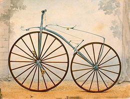 La naissance de l'industrie du vélo - L'Histoire par l'image   GenealoNet   Scoop.it
