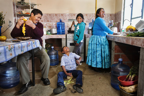 How access to clean water differs for families across the world | Business and Philanthropy for Social Good | Scoop.it