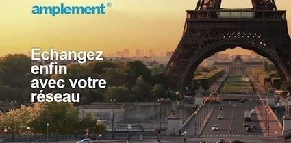 Amplement.fr, le réseau social professionnel qui monte qui monte - ITRnews.com   La veille de generation en action sur la communication et le web 2.0   Scoop.it