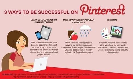 Pourquoi Pinterest est-il un outil marketing incontournable? | Webmarketing & Communication | Scoop.it