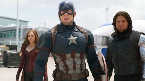 Marvel superhero movie 'to be shot in Scotland' - BBC News | Sustainable Tourism | Scoop.it