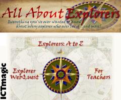 All About Explorers | ks3humanities | Scoop.it